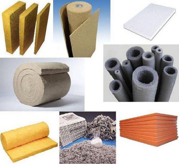 топлоизолационни материали