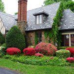 Снимка 54: Декорация на храсти в английски стил