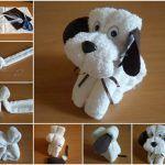 Снимка 31: Куче от кърпи собствени ръце