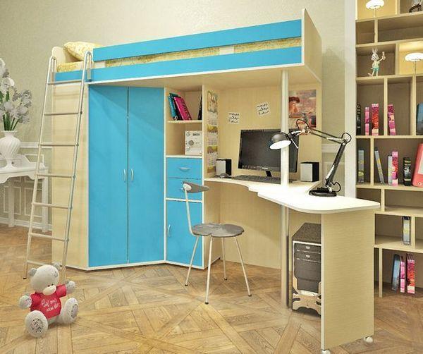 Спалня в детската стая