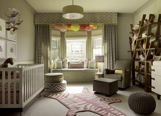 Балкон в комбинация с детска стая