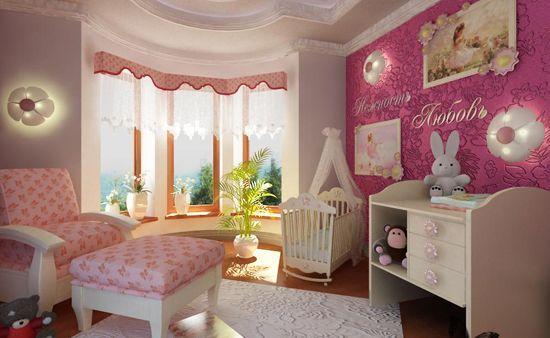 Детска стая с балкон