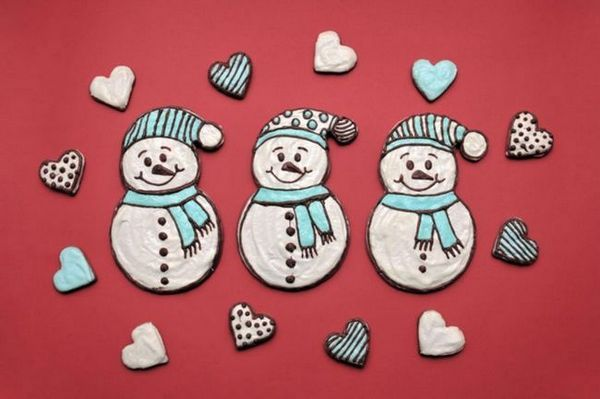 Снежко бисквитки
