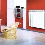 Снимка 3: Алуминиеви радиатори в интериора (4)