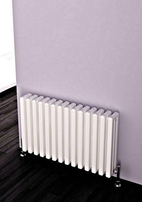 Силата на алуминиевите радиатори