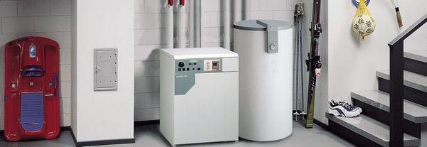 Характеристики на подовите газови котли