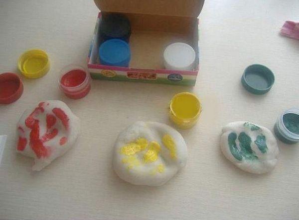 Как да боядисвам Студеният порцелан