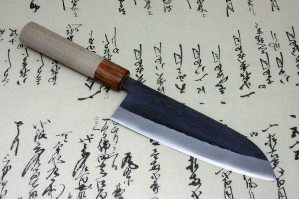 Японски нож Santoku