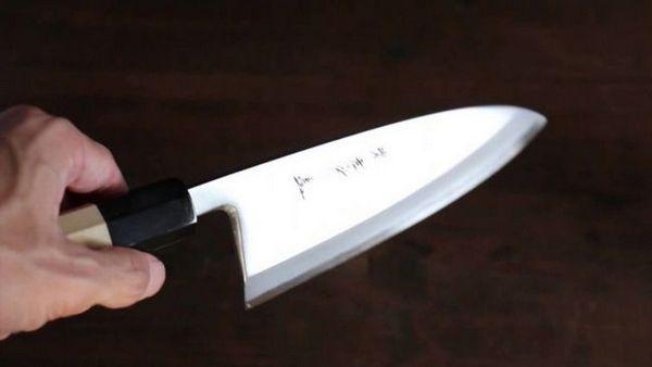 Японски кухненски нож за кухня