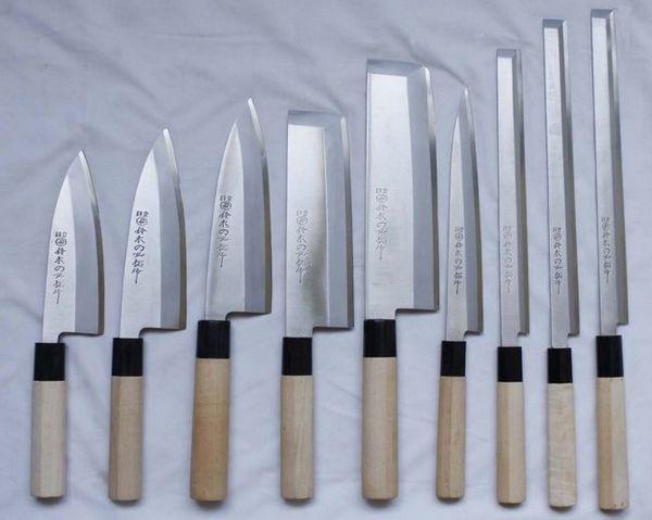 Японски ножове за кухнята