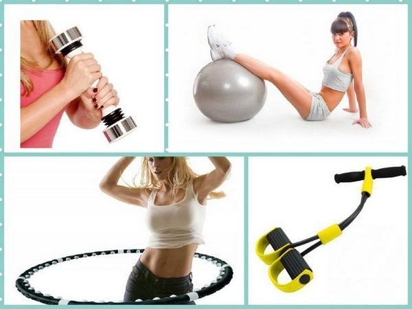 Ефективно оборудване за упражнения за дома