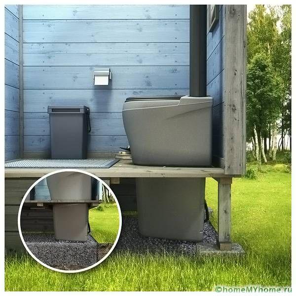 Качествена торфена тоалетна за вила, която е по-добре да избирате?