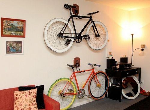 куки за съхранение на велосипеди