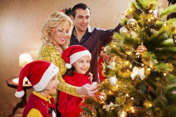 Регистрация на коледно дърво за Нова година