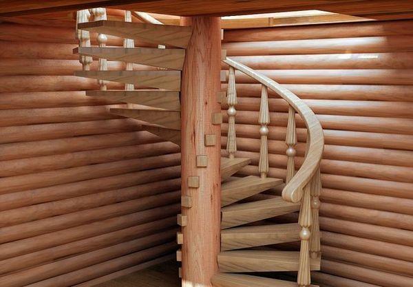 Как да се изгради спирална стълба със собствените си ръце
