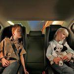 Снимка 27: Детска седалка за кола за по-големи деца