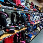 Снимка 34: Разнообразие от детски столчета за кола