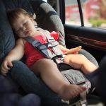 Снимка 36: Удобство на детска седалка за кола