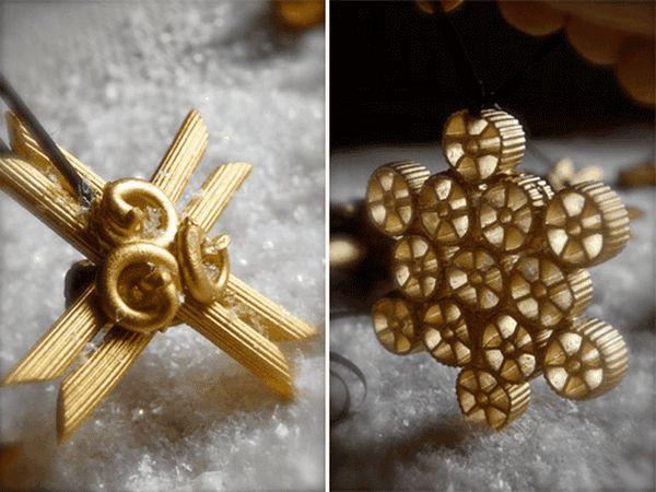 Занаяти от макаронени изделия