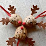 Снимка 42: Новогодишни играчки от орехи