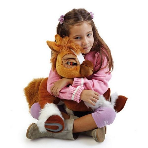 Меки играчки за момичета