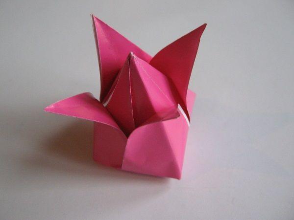 Лъжица на хартия