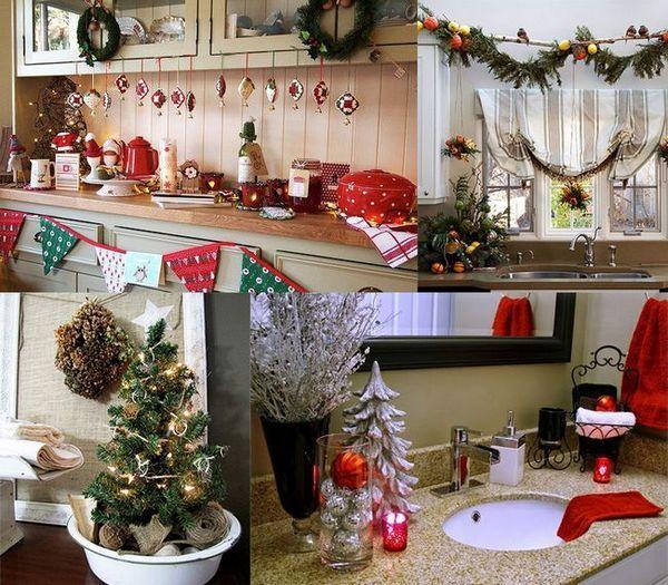 Декорация на помещения за Нова година