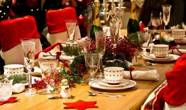 Настройка на таблицата за Нова година