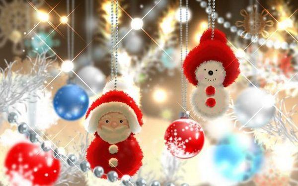 Направете декорации за Нова година със собствените си ръце