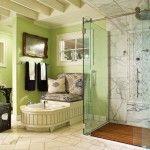 Снимка 12: Дълга баня с душ