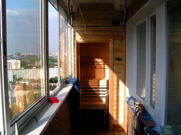 Как да изолирате балкона със собствените си ръце
