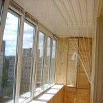 Снимка 10: Как да изолирате балкона със собствените си ръце (10)