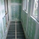 Снимка 16: Как да изолирате балкона със собствените си ръце (16)