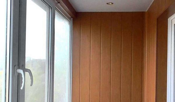 Как да изолирате балкона със собствените си ръце (2)