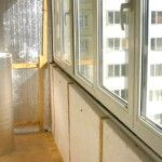 Снимка 22: изолация на тераси