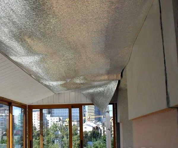 Как да изолирате балкона със собствените си ръце (4)