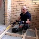 Снимка 7: Как да изолирате балкона със собствените си ръце (7)