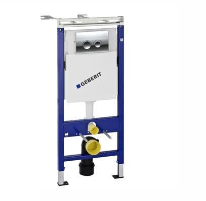 Метална рамка за закрепване на тоалетната чиния към стената