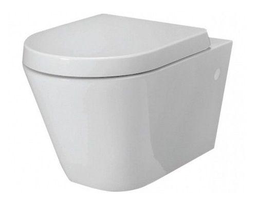 Вградена тоалетна чиния от глинени съдове
