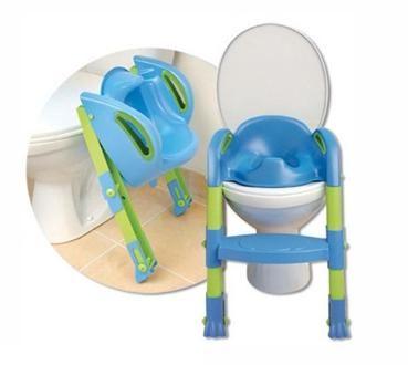 Тоалетна чиния, която елиминира помощта на възрастни