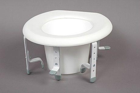 Устройство, което ви позволява независимо да променяте височината на тоалетната чиния