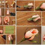 Снимка 39: Букет от рози от сладкиши