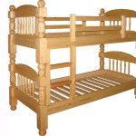 Снимка 17: Двуетажно легло