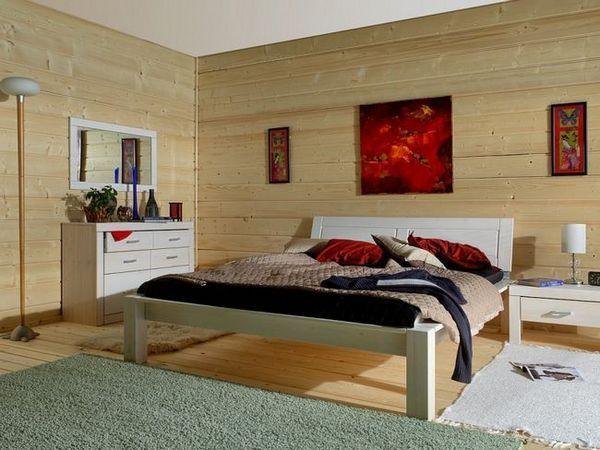 Легло в стаята