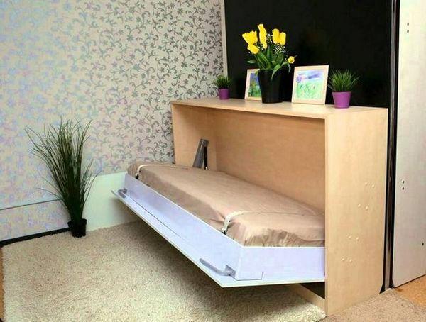 Такива мебели значително спестяват място