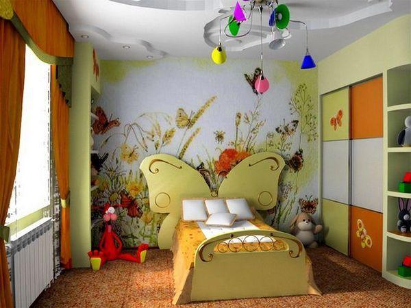 дизайн на детска стая 3