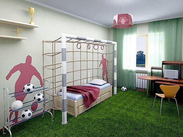 дизайн на детска стая 4