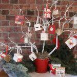 Снимка 11: Декорация на клонове като подарък