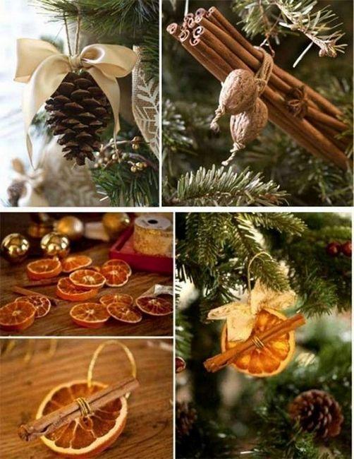 Естествени сортове аромати на коледната елха