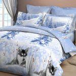 Снимка 28: Спално бельо с кучета